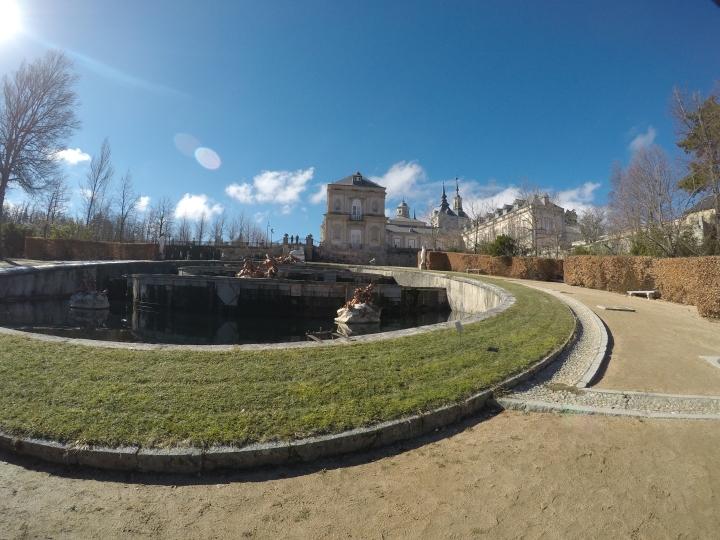 Palacio de San Ildefonso