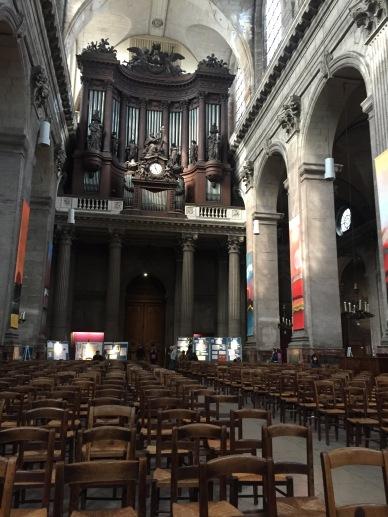 Órgano de Iglesia de Saint Sulpice